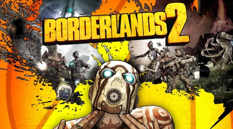 Epic Games Borderlands de graça