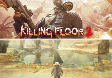 Killing Floor 2 e Lifeless Planet de Graça na Epic Games até 16-07-2020
